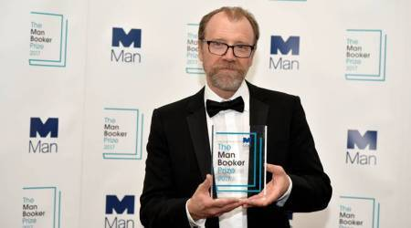 George Saunders' 'Lincoln in the Bardo' wins 2017 Man Bookerprize