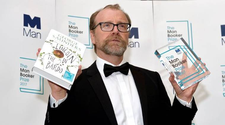 George Saunders, 2017 Man Booker Prize, Man Booker Prize award, Lincoln in the Bardo, Who is George Sanders, Indian Express