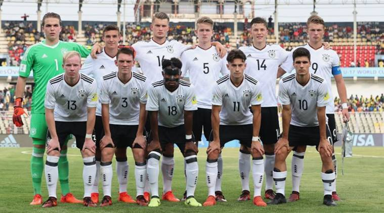 FIFA U-17 World Cup, Germany vs Iran, Jann-Fiete Arp, Noah Awuku