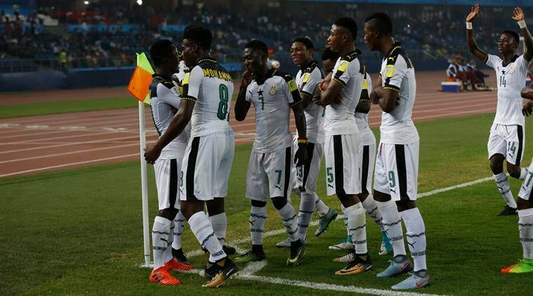 ghana football team, ghana premier league, ghana u17 team, fifa under 17 world cup, fifa u17 wc, football news, sports news, indian express