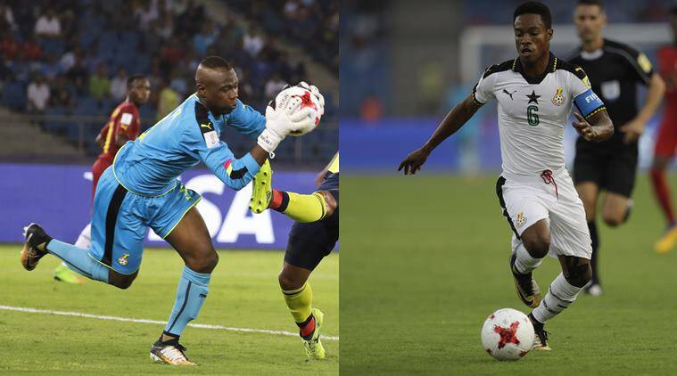 India vs Ghana, FIFA U 17 world cup, Eric Ayiah, Danlad Ibrahim, Football news, Indian Express