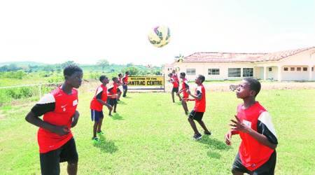 An Englishman gives Ghana footballers right to dream