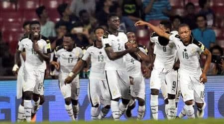 fifa under 17 world cup, fifa u17 wc, ghana vs niger, ghana vs niger fifa u17 world cup, football news, indian express