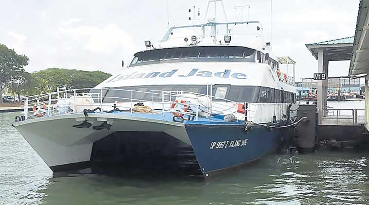 Dahej Ghogha Passenger Ferry service not to operate during monsoon