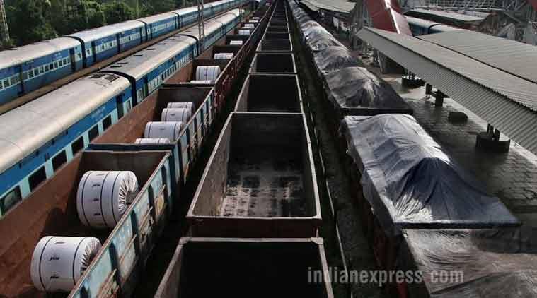 Goa, goa coal industry, Goa Coal block images, Karnatka coal, JSW, goa coal, goa coal pictures, goa pictures, goa coal corridor, coal industry goa, india news, indian express investigation, indian express goa investigation