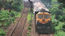 Watch: 9 trains a day, 3,800 tonnes coal in each – what the toxic train leaves inGoa