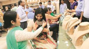 Beating GST blues, automobile, jewellery dealers do brisk business on Dhanteras