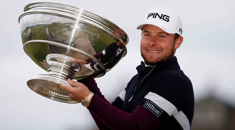Tyrrell Hatton, Alfred Dunhill Links Championship, Ross Fisher, Victor Dubuisson
