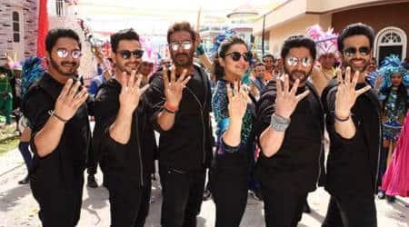 golmaal again box office prediction, golmaal again, ajay devgn, parineeti chopra