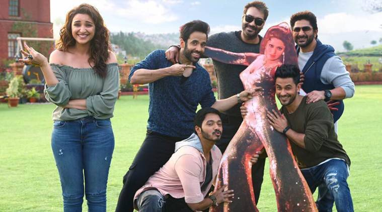 Golmaal Again box office collection day 6, ajay devgn, rohit shetty
