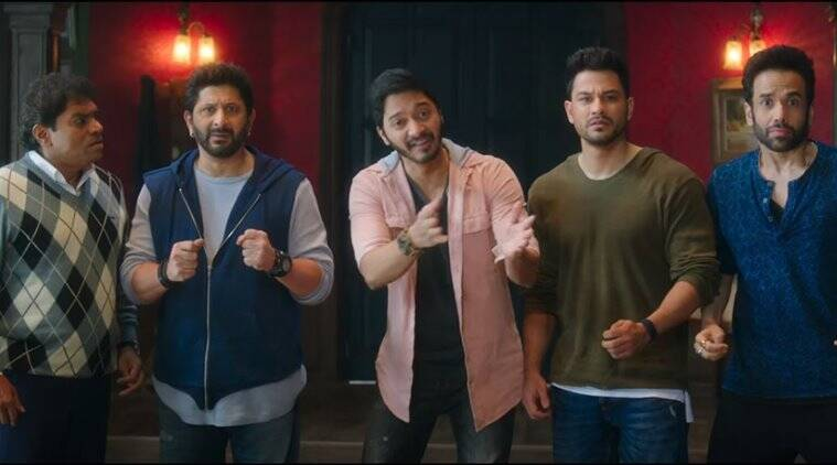 Golmaal Again Box Office Collection Day 8 Ajay Devgn Film Earns Rs