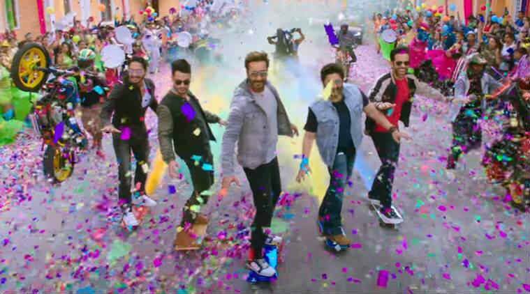 Golmaal Again box office collection Day 9: Ajay Devgn film to rule it's second weekend?