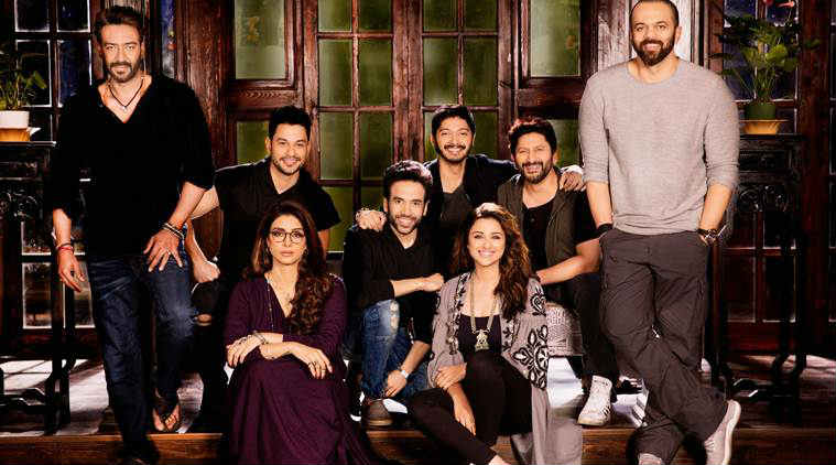 golmaal again, golmaal again box office, golmaal again box office collections, golmaal again 100 crore, golmaal again total collection,