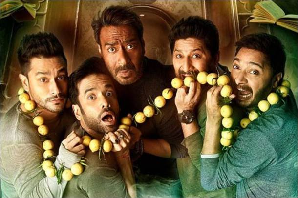 golmaal again box office collection, ajay devgn