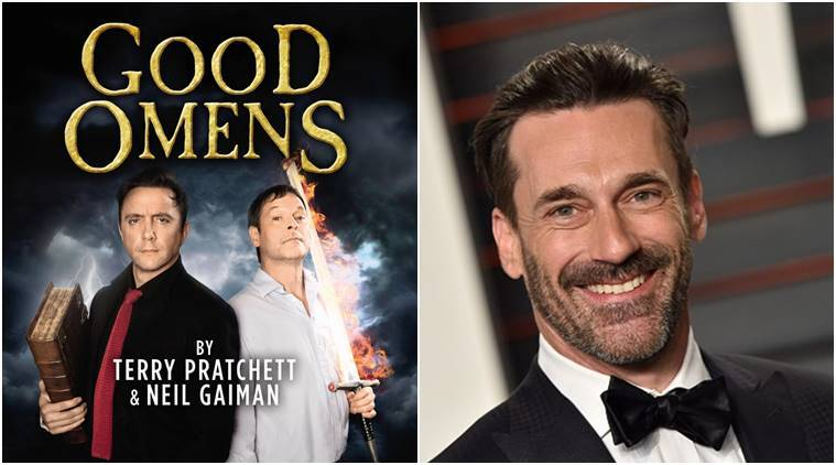 Jon Hamm Joins Cast of Good Omens