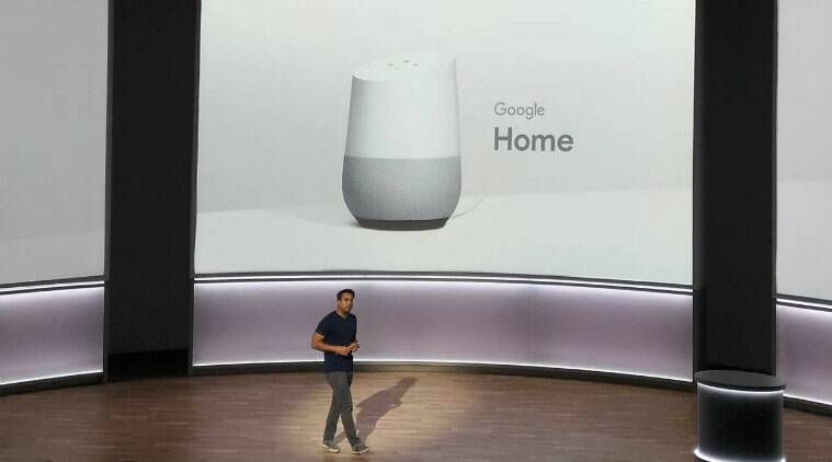 Google Home, Rishi Chandra, Google Event