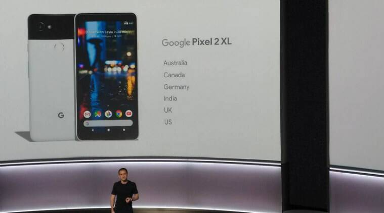 Google, Google Pixel 2 XL, Pixel 2 XL screen burn-in, Pixel 2 XL price, Pixel 2 XL specifications, POLED technology, QHD+ resolution, screen burn, screen discolouration