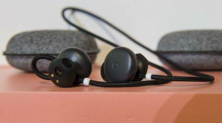Google Pixel Buds, Google Pixel Buds feature, Pixel Buds vs Apple AirPods, Pixel Buds price in india, Pixel Buds translation feature, Pixel Buds specs, Pixel Buds features, Pixel Buds pricing, Pixel Buds launch date