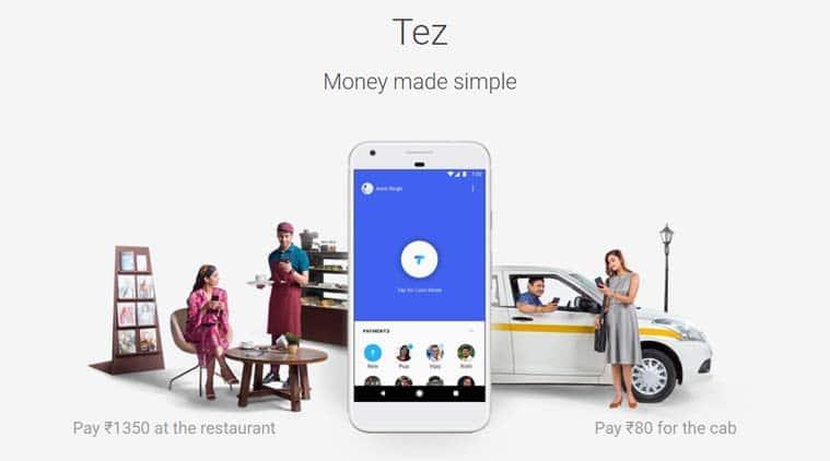 Google Tez, UPI-based payments, Google UPI payments app, Google Tez users, Unified Payments Interface, Google Tez downloads, gross merchandise volume, Google Tez accepted banks, Google Tez transactions, UPI-enabled banks