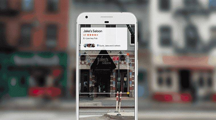 Google Lens, Google Pixel, Google Pixel XL, Google Lens Photos app, Google Lens I/O conference, Google Lens camera feature, machine learning, Google knowledge graph, copy contact information, WiFi connections, Google Assistant, Google Photos, Pixel smartphone