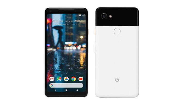 First look at Google's next gen smartphone: the Pixel 2