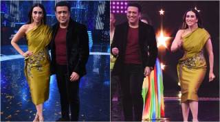 Govinda, Karisma Kapoor recreate 'What Is Mobile Number' moment on Dance Champions