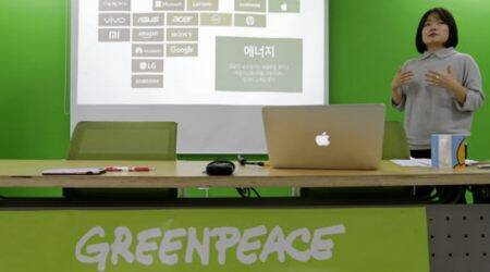 Greenpeace faults many tech giants for environment impact