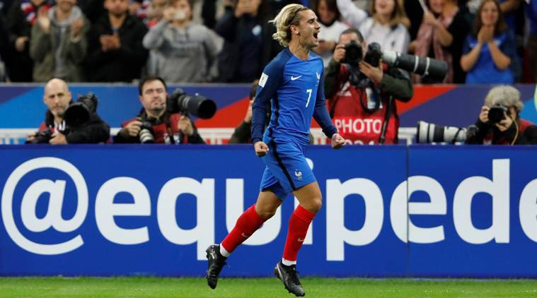 fifa world cup, fifa world cup 2018, france, antonio griezmann