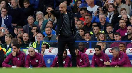 Barcelona should have called off match over vote violence, says Pep Guardiola