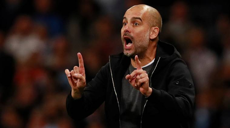 pep guardiola, guardiola, manchester city, city, napoli, catalan movement, champions league, football, sports news, indian express