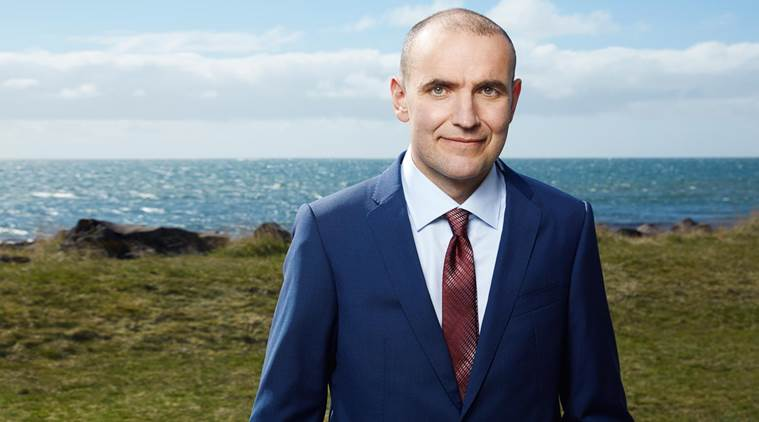 Iceland President, Gudni Johannesson, world news, iceland president faints,