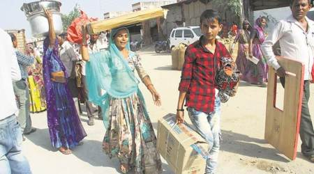 Gujarat poll dates delayed, sops and relief flood Banaskantha
