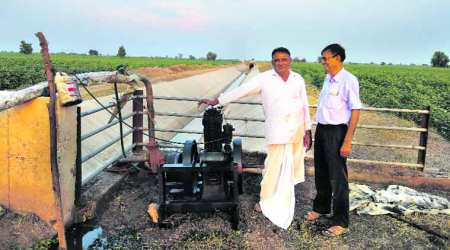 Surface irrigation: When water can make adifference