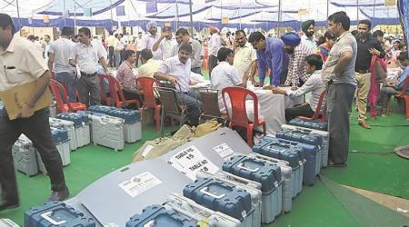Vote counting for Gurdaspur Lok Sabha bypoll underway