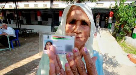 Gurdaspur bypoll: 56% voter turnout recorded, polling peaceful
