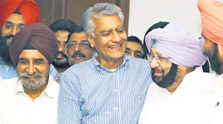 Jakhar had a grouse list from MLAs for CM in meet that didn't happen