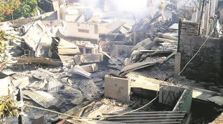 Bimal Gurung aides' homes gutted, cops smell bid to destroyevidence