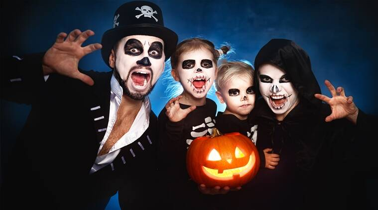 Halloween, Halloween 2017, Halloween costumes, halloween costume ideas, halloween tradition, halloween history, indian express, indian express news