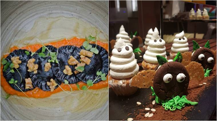 Happy halloween 2017 5 pumpkin recipes that will give you spooky halloween halloween food halloween recipes halloween pumpkin food pumpkin recipes halloween forumfinder Choice Image