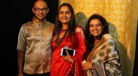 Indian handloom industry, Swati designer, designer Sunaina, Swati Sunaina, indian express, indian express news