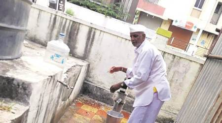 Pune: No water for cremation of kin of deputy collector,corporator