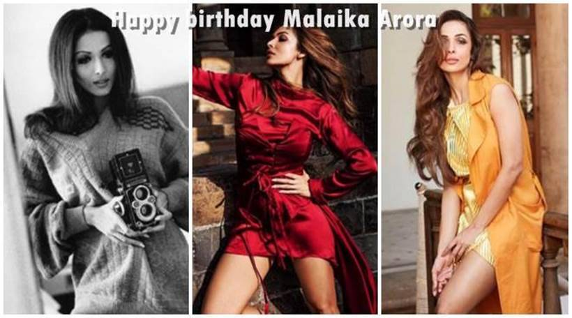 Birthday Girl Malaika Arora Looks Hot In Her Dubai Vacation Pictures