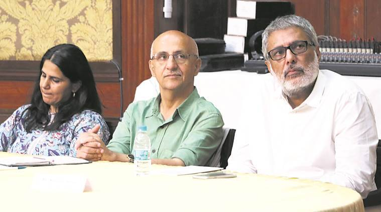 Harsh Mander, Harsh Mander on hate crimes, hate crimes in india, Majlis Legal Centre , Karwan-e-Mohabbat  Mumbai, hate crimes, mumbai news, indian express news
