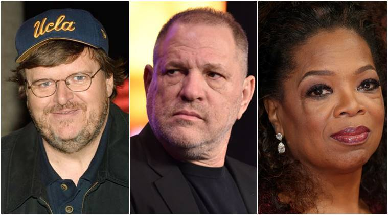 Harvey Weinstein, Harvey Weinstein sexual assault, Oprah Winfrey