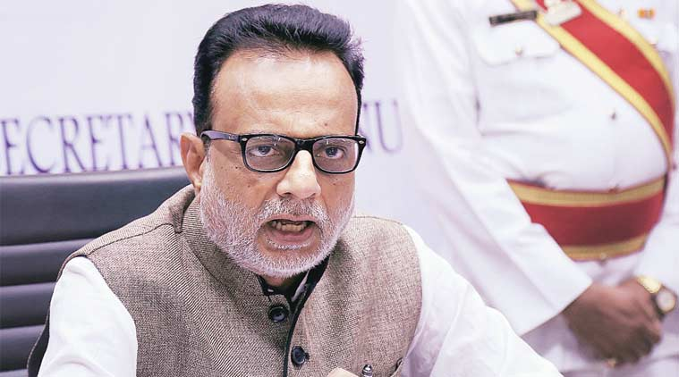 Paradise Papers, Hasmukh Adhia, Paradise Papers data leak, Hasmukh Adhia on paradise papers, Paradise Papers investigation