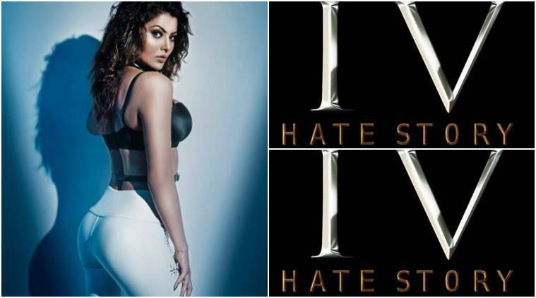 Urvashi Rautela's First Look For 'Hate Story 4' Goes Viral!