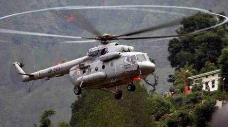 Ahead of Air Force Day, IAF chopper crashes in Arunachal Pradesh, seven dead