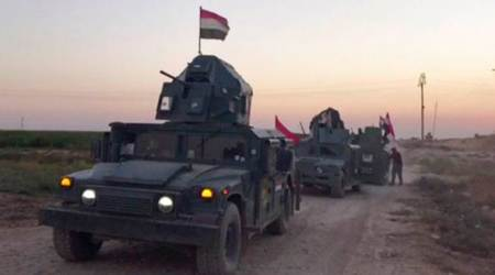 Referendum crisis: Iraqi forces seize Kirkuk from Kurds in bold advance