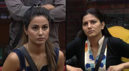 Bigg Boss 11 October 19 written updates: Hina Khan is the new captain of the house