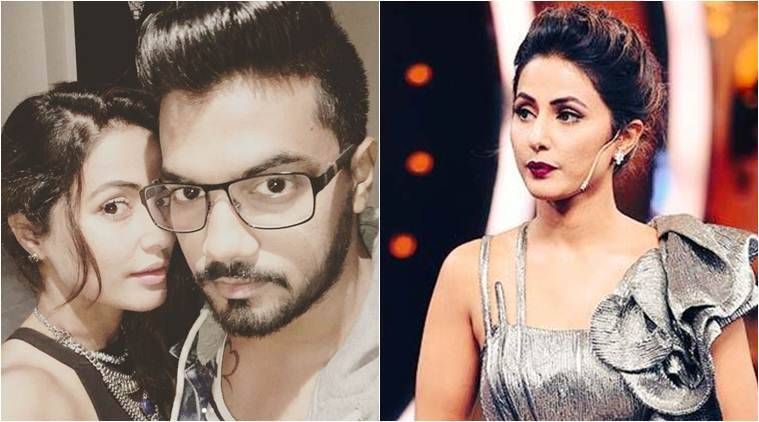 Hina Khan S Rumoured Beau Rocky Posts Instagram Message In Support